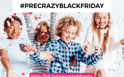 #CrazyBlackFriday is coming! ¿Te lo vas a perder?