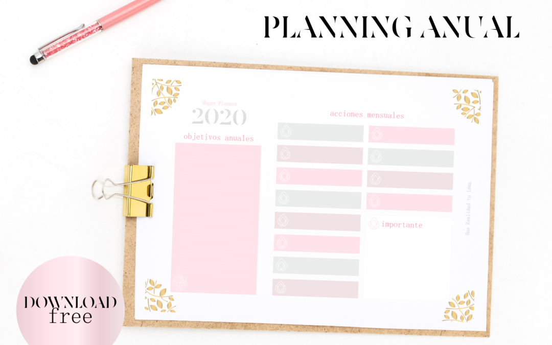 planning_anual
